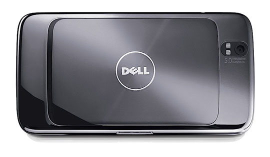 Dell Streak tablet 5 inch