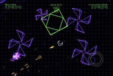 Geometry Wars: Touched