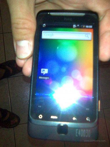 HTC Vision