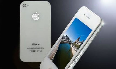 iPhone 4 Diamond