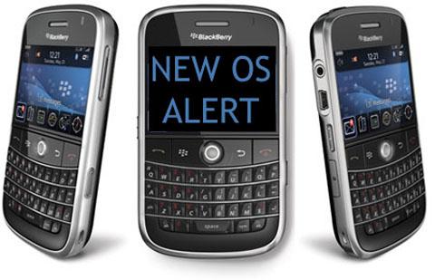 RIM giới thiệu tính năng đa phương tiện trền BlackBerry OS 6.0