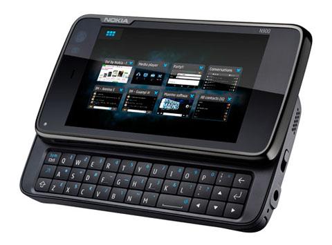 Nokia N900 được chọn làm thiết bị host cho dự án FCam
