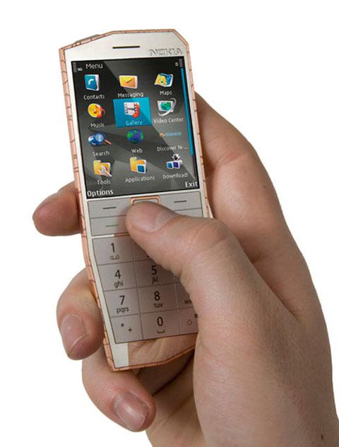 Nokia E-Cu concept