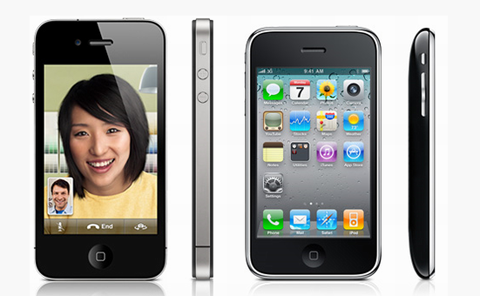 iPhone 4 iPhone 3GS