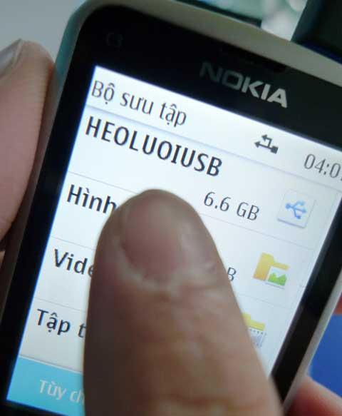 Nokia C3 - 01