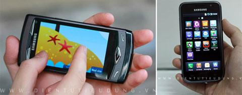 Samsung wave Galaxy S