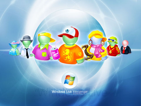 Windows Lives Messnger