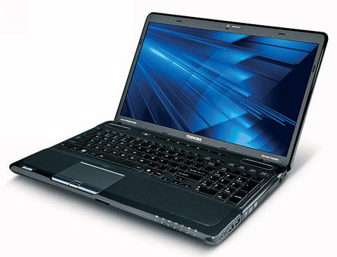 Toshiba Satellite A660-BT2G23