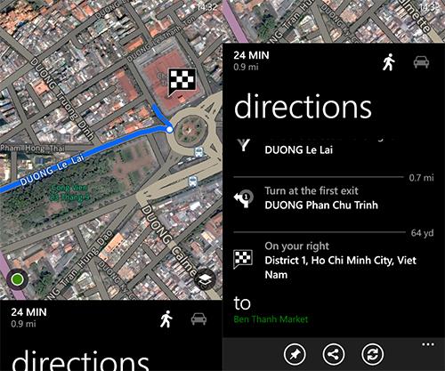 Nokia, HERE, Nokia Map, Nokia HERE, iOS, Android, 3D, LiveSight
