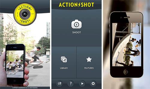 Apple, iPhone, iOS, Slow Shutter Cam,Manga-Camera, ColorStrokes, ActionShot, Color Splash