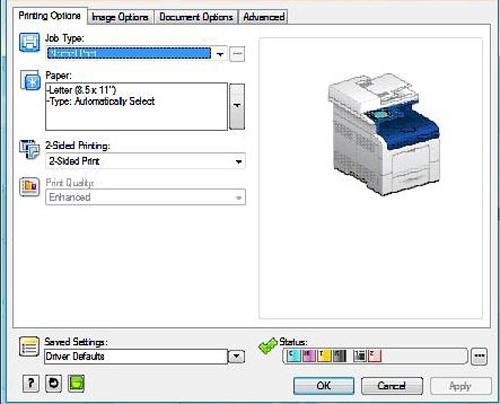 May in, Printers, Windows 8, PostScript, PCL, Photocopy, van phong,  USB, Ethernet, Wi-Fi, laser, MFP
