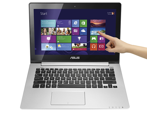 ASUS, ASUS VivoBook,  Windows 8, ASUS VivoBook S300, ASUS VivoBook S500, ASUS VivoBook S550, Intel, PR-news
