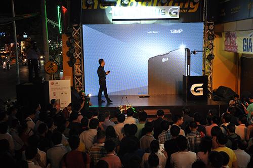LG, Optimus, LG Optimus G, Quick Memo, Screen Zooming, Live Zooming, PR-news
