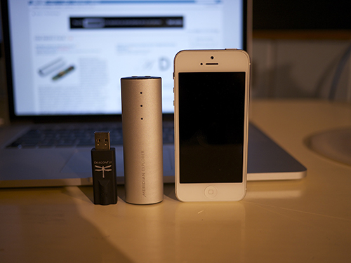 Meridian, Explore, Meridian Explore, iPhone, USB, iPod, DAC, Windows, WMC, Hi-tech