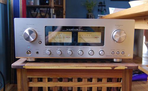 Ampli, Luxman, Luxman L-505u, Hi-End, audiophile, McIntosh, loa, loa tich hop, ampli tich hop, ampli-tich-hop, Ampli Luxman L-505u