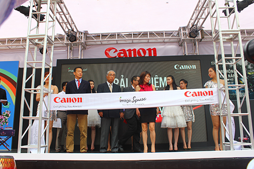 Canon, IXUS, Powershot, LEGRIA, Selphy, PIXMA, Image Square