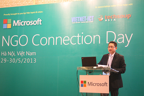 Microsoft, NGO, NGO Connection Day, TechSoup, Microsoft Office 365, Exchange, SharePoint, Lync