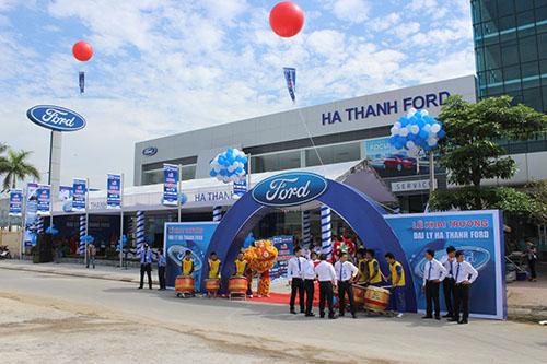Ford, Ford Việt Nam, Hà Thành Ford