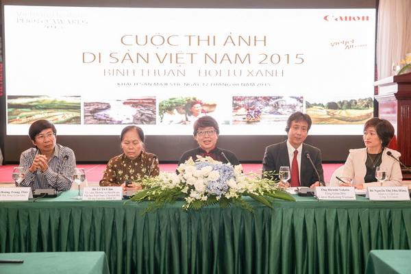 Cùng Canon nỗ lực bảo vệ vẻ đẹp di sản Việt Nam