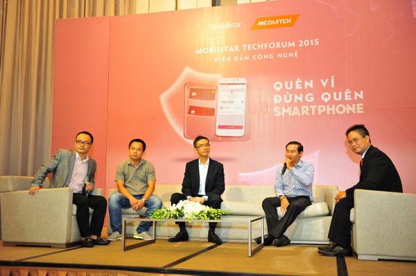 Mobiistar Tech Forum 2015: Đóng ví - Mở smartphone