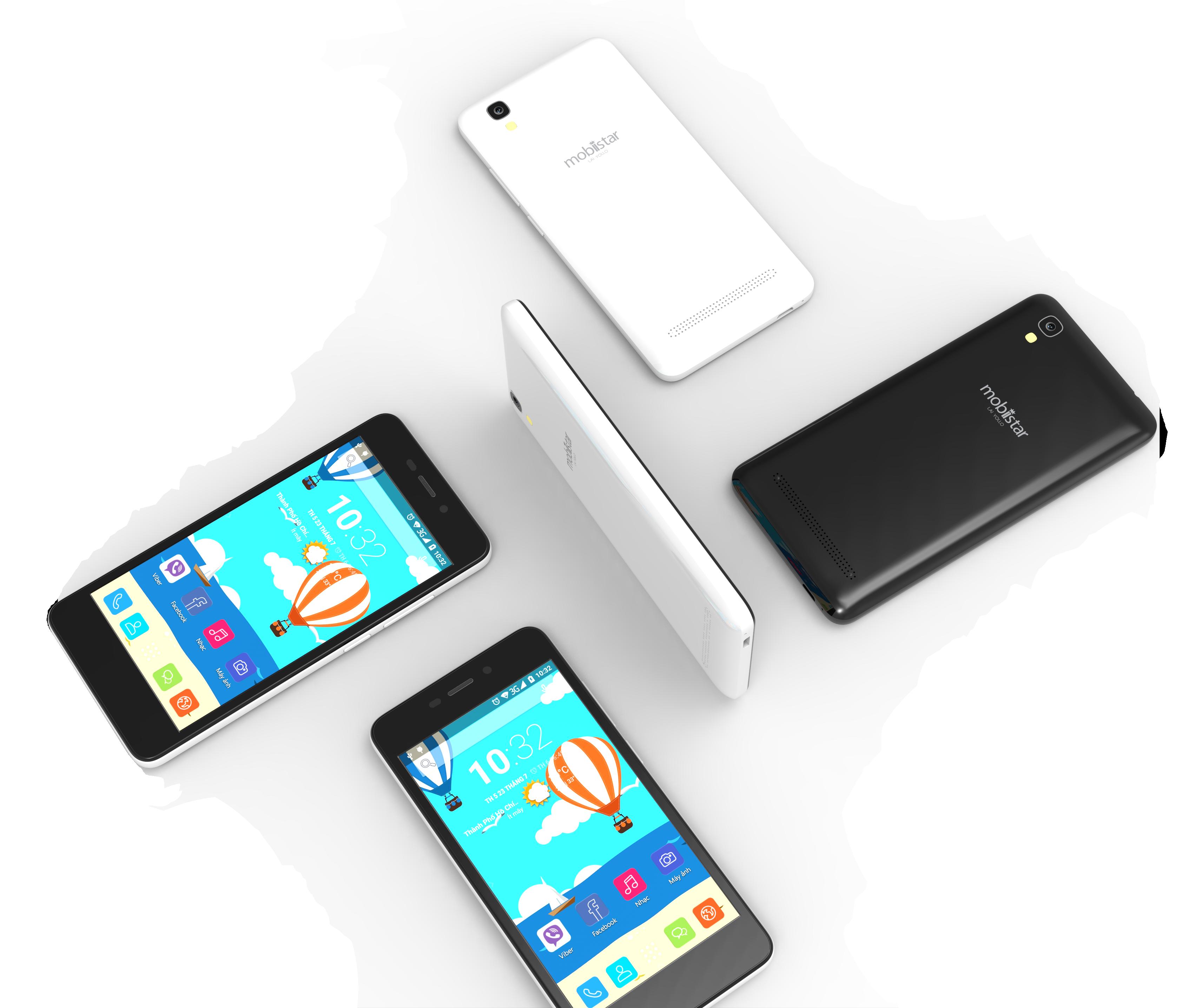 Mobiistar Lai Yollo: Smartphone sạc nhanh kiềm sạc dự phòng