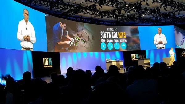 IDF 2015: Intel mở rộng cơ hội cho các nhà phát triển