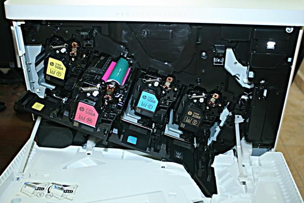 HP Color LaserJet Enterprise m553nd