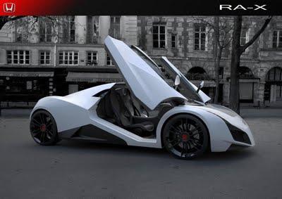 Honda RA-X