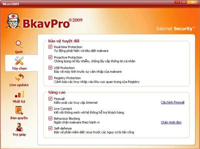 BkavPro 2009