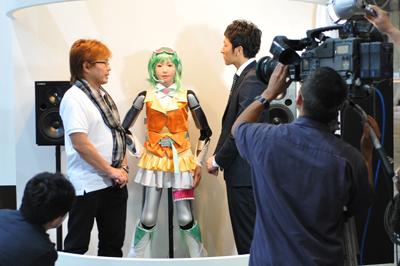Yamaha HRP-4C Humanoid - Robot