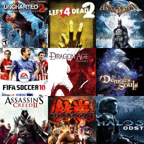 top10games2009