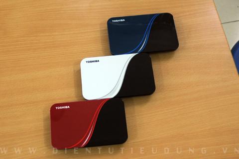 ổ cứng di động Toshiba