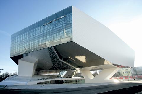 New Porseche Museum