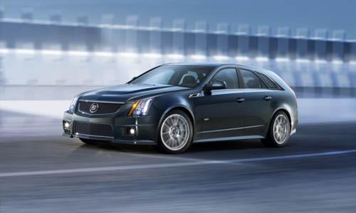 Cadillac CTS V-Sport Wagon