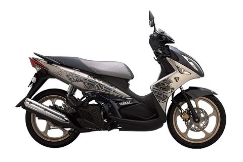 Yamaha Nouvo 135