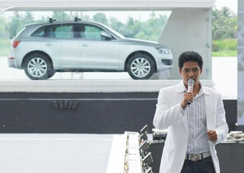 Audi Q5 sẽ chính thức trình làng tại Hà Nội nhân dịp này