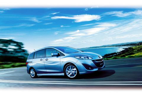 Mazda Premacy hoàn toàn mới
