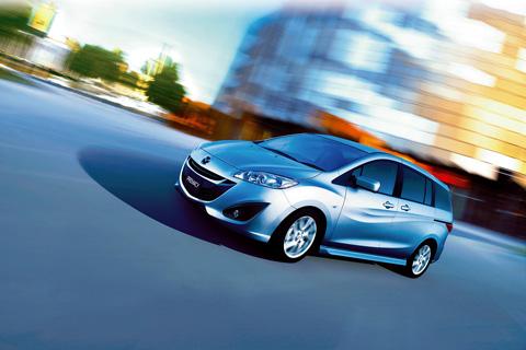 Thế hệ thứ 3 của dòng xe đa dụng 7 chỗ (Ảnh: Mazda)