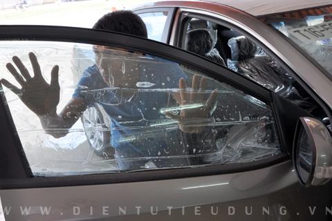 Phim cách nhiệt cho ô tô