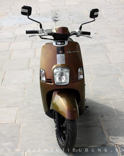 Yamaha Cuxi và Luvias