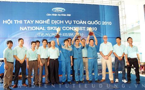 ford hoi thi tay nghe