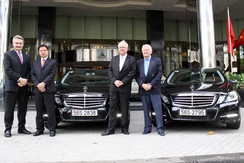 Mercedes-Benz InCar Hotspot