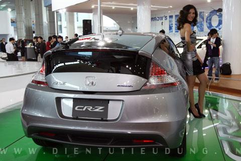 hybrid car vama motorshow 2010