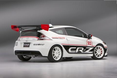 sema 2010 honda crz hybrid r