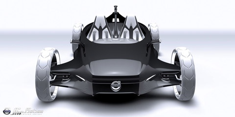 volvo air motion concept