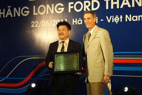 ford thanh xuan