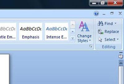 tối ưu hóa word 2007
