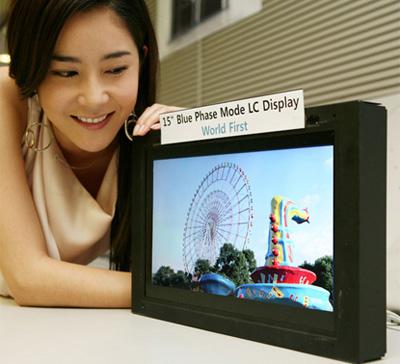 tivi LCD ngày càng có tốc độ quét hình cao
