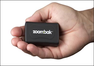Zoomback - máy định vị cho chó mèo