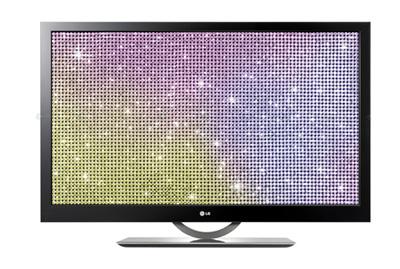 Hàng ngàn đèn LED nhỏ chiếu sáng từng pixel hình ảnh. Ảnh: Akihabara